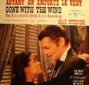 MAX STEINER GONE WITH THE WIND / AUTANT EN EMPORTE LE VENT
