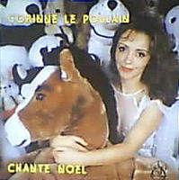 CORINNE LE POULAIN CHANTE NOEL /  PAPA NOEL DE DISNEYLAND