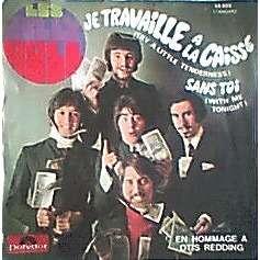 Les Jelly Roll ( Il Etait Une Fois ) Je Travaille A La Caisse / Sans Toi ( Hommage A Otis Redding )