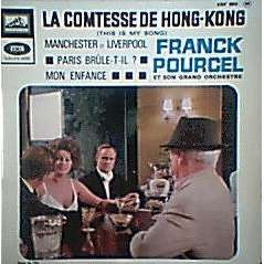 LA COMTESSE DE HONG-KONG FRANCK POURCEL / CHAPLIN / BREL /  LOREN / BRANDO/ GABIN
