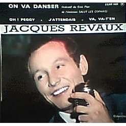 JACQUES REVAUX ON VA DANSER ( indicatif  du Gros plan , Salut les copains )