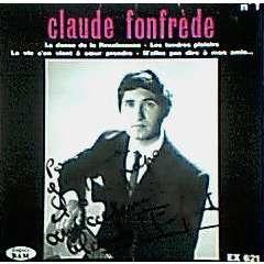 Claude Fonfrede La Danse De La Renaissance ( Dedicace )