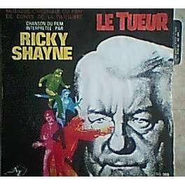RICKY SHAYNE / HUBERT GIRAUD LE TUEUR ( GABIN )