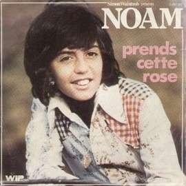 NOAM PRENDS CETTE ROSE