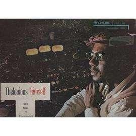 thelonious monk THEOLONIUS HIMSELF