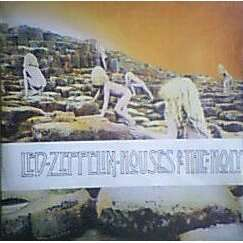 led zeppelin HOUSE OF THE HOLY  ( Avec bandeau )
