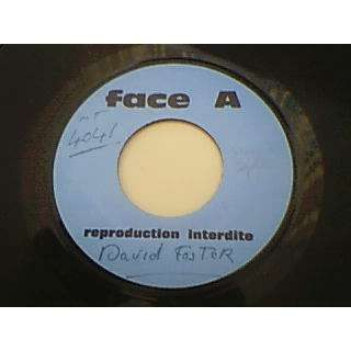 david foster SUMMER SPLEEN ( TEST PRESSING / ECHANTILLON )