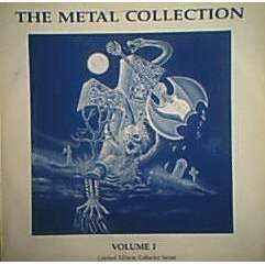 BLOOD MONEY/CHARGER/MOTHER'S RUIN/HELLRAZER/RANSOM THE METAL COLLECTION  VOL 1