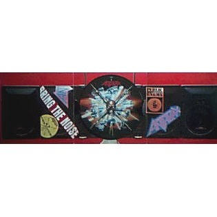 anthrax  featuring CHUCK D from PUBLIC ENEMY BRING THE NOISE / I AM THE LAW'91    ( PICTURE DISC )