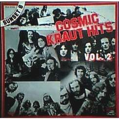 MISSING LINK/UTOPIA/CAN/EMBRYO/DOLDINGER...AMON... COSMIC FRAUT HITS VOL2