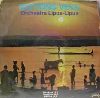 ORCHESTRE LIPUA LIPUA S/T Editions Veve