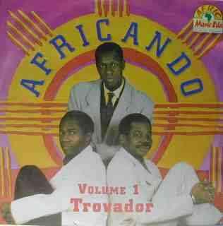AFRICANDO Volume 1 - Trovador