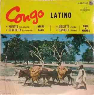 ROCK A MAMBO & NEGRO BAND Brigitte / Bakoule / Kumaye / Senhorita