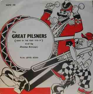 THE GREAT PILSNERS S/T - Asomdwee hene