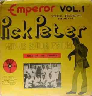 EMPEROR PICK PETER & his SEIDOR SYSTEM Vol. 1 - Kango kango lagogo nke