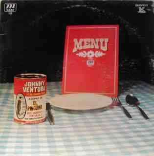 Johnny Ventura Y Su Combo Show El Pinguino Lp For Sale On