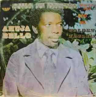 AHUJA BELLO &HIS GOLDEN EAGLES awa ti danflo, LP for sale ...