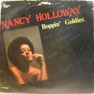 NANCY HOLLOWAY Boppin' goldies