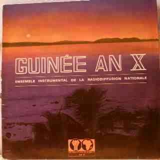 ENSEMBLE INSTRUMENTAL RADIODIFFUSION Guinee an X