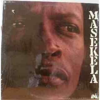 HUGH MASEKELA S/T - Mace and grenades