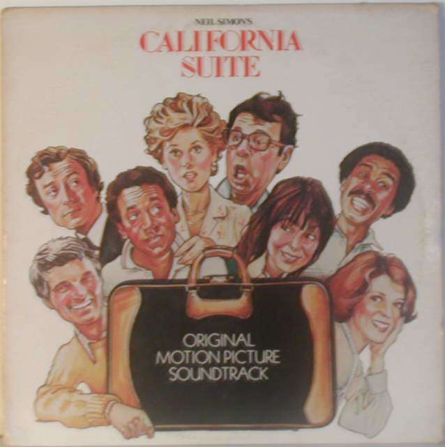BOLLING , Claude California suite OST