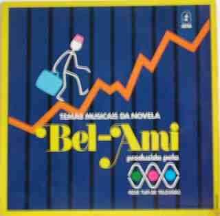 V--A BEL AMI SOAP OST - S/T - LP