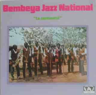 BEMBEYA JAZZ NATIONAL - la continuité