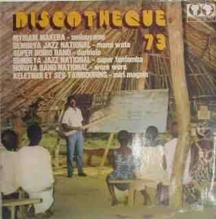 VARIOUS ARTISTS - discotheque 73