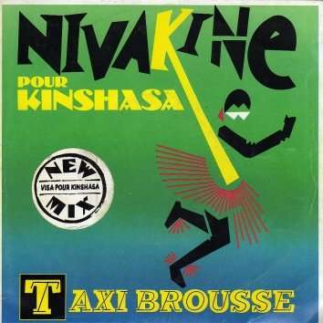 Taxi Brousse Nivakine pour Kinshasa - Instrumental