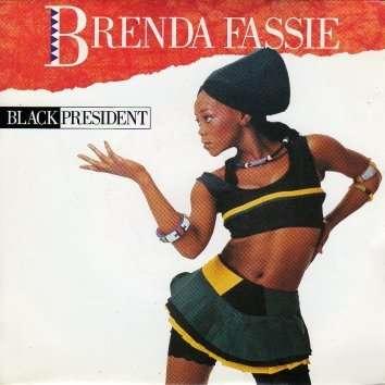 Brenda Fassie Black president - Hero's party