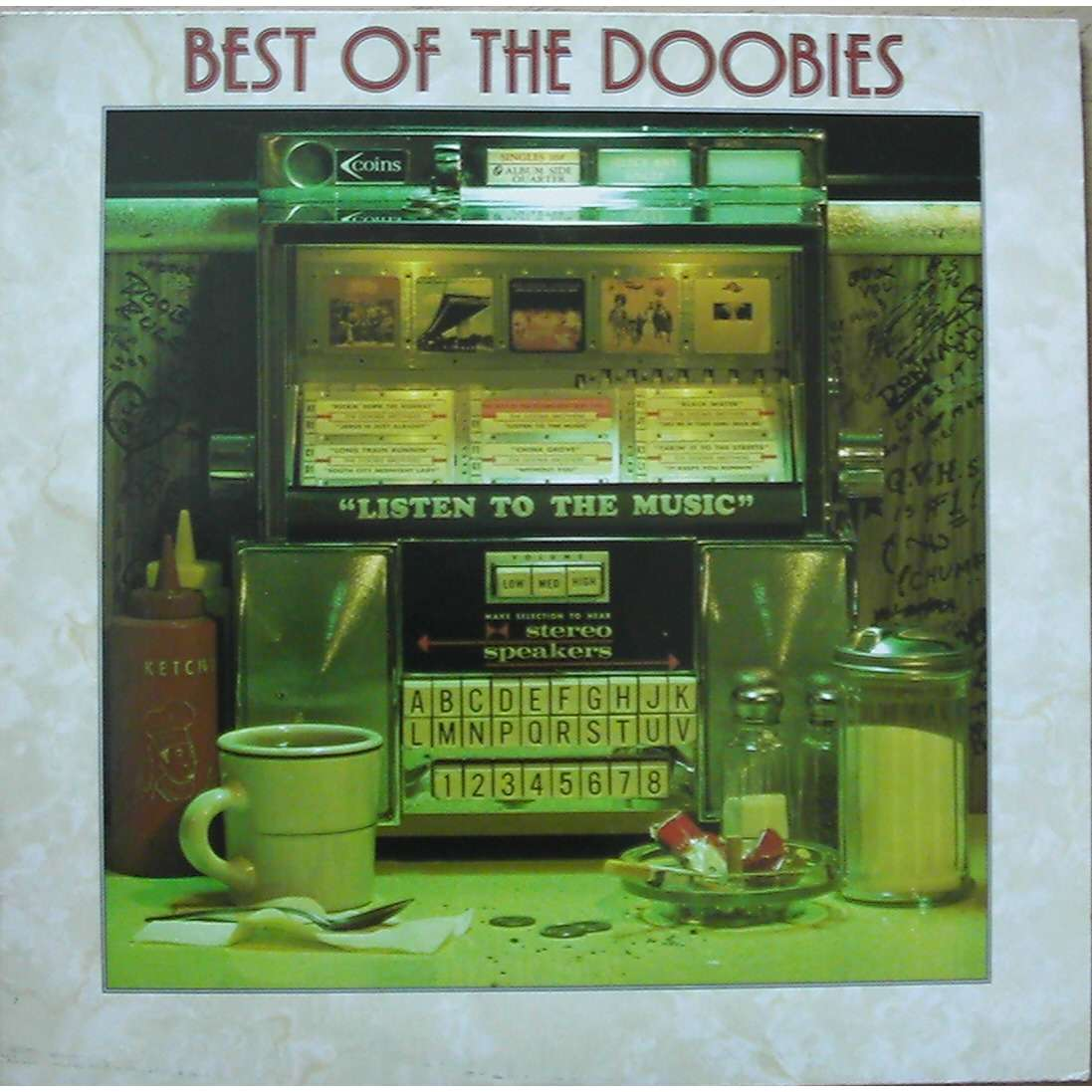 Best Of The Doobies Doobie Brothers | sympathy for the