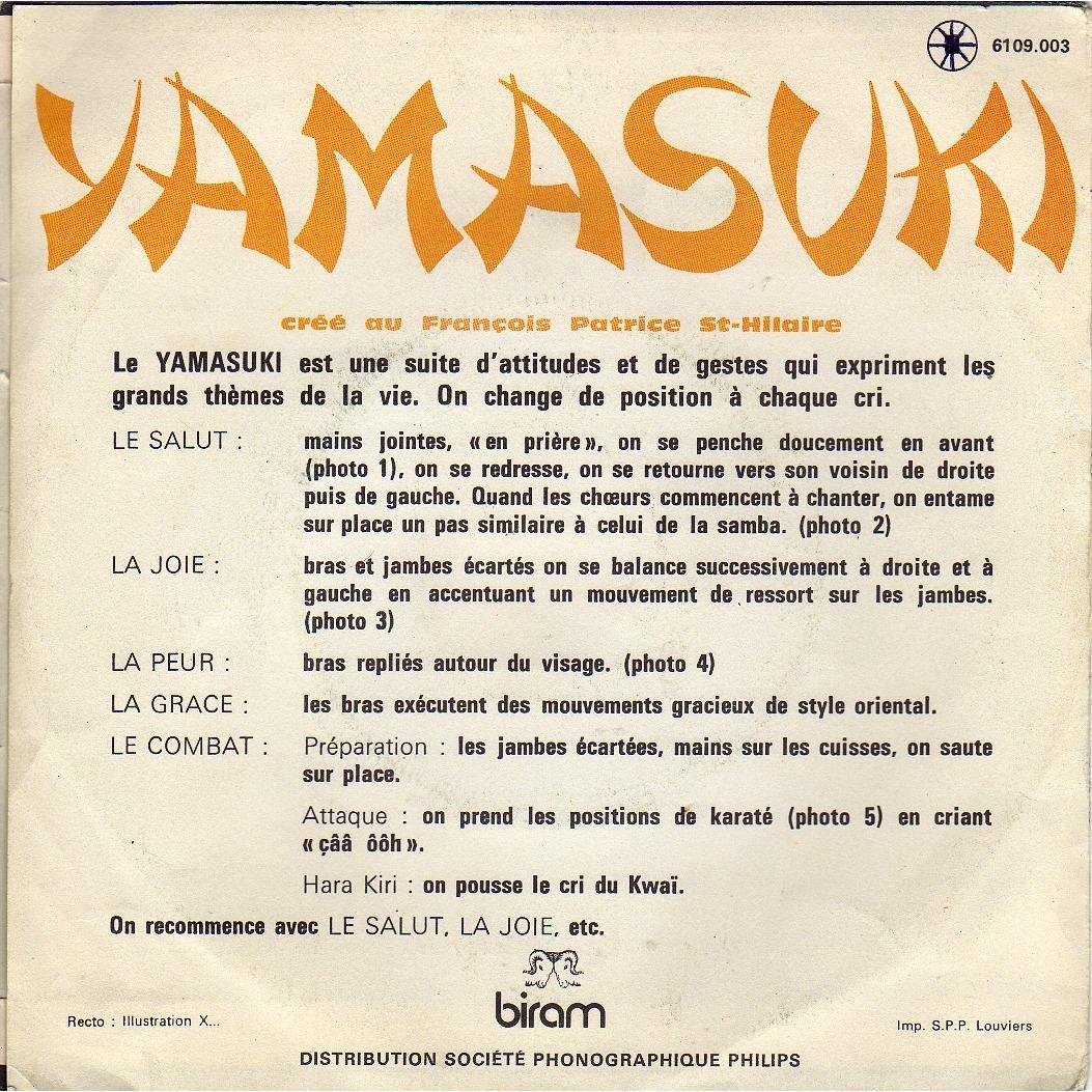Yamasukis The Yamasuki