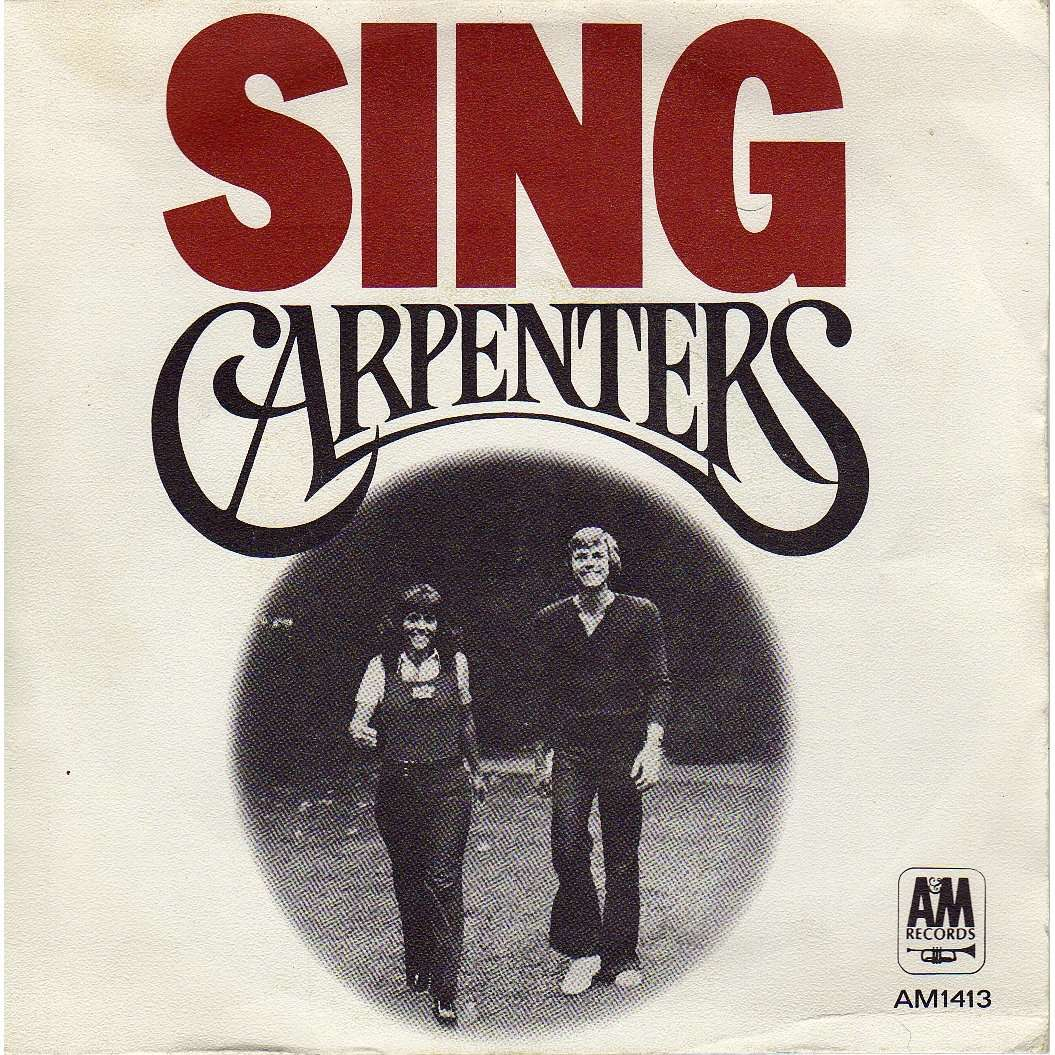 Sing Druscilla Penny By Carpenters Sp With Disclo Ref