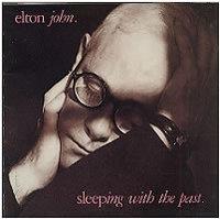 elton john sleeping with the past