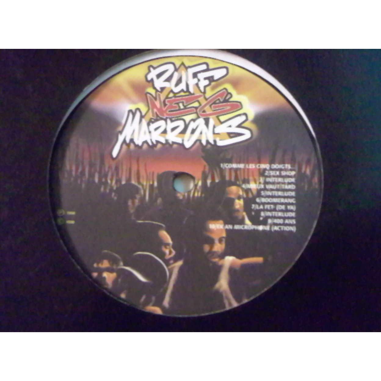Ruff Neg'Marrons - Comme Les Cinq Doigts...