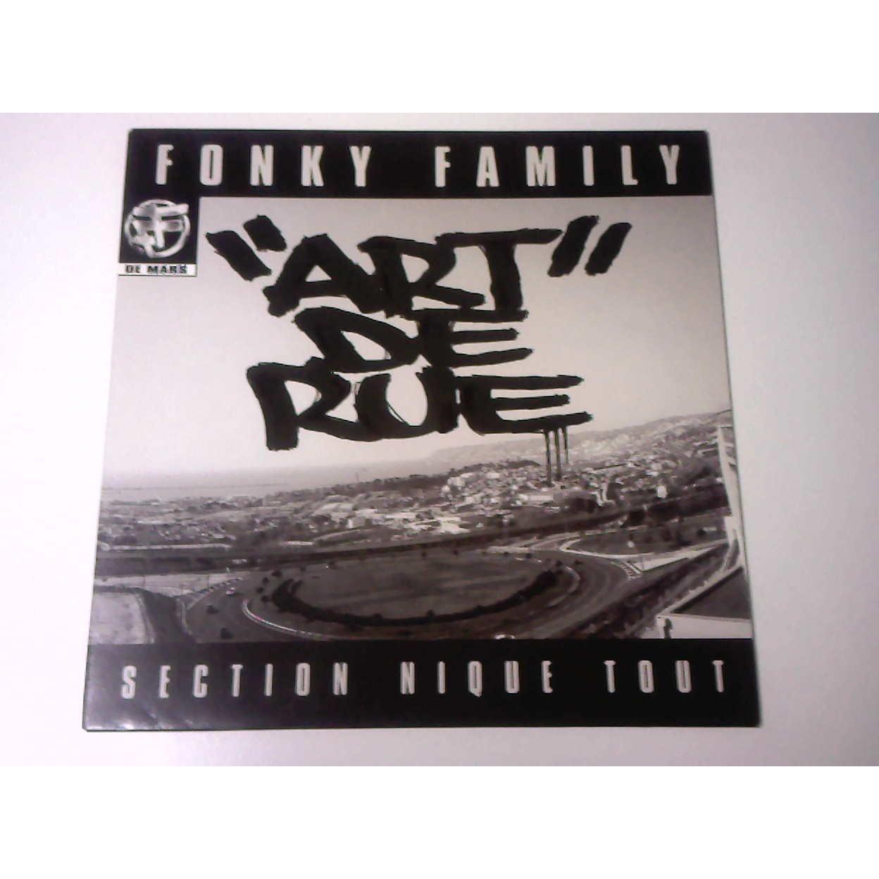 Fonky Family - Art De Rue / Hors Serie 2