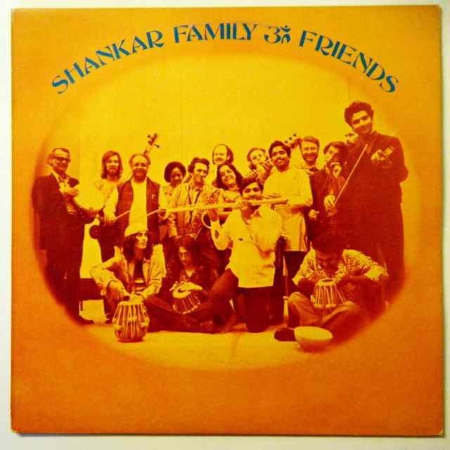Shankar Family Amp Friends By Shankar Family Amp Friends Lp