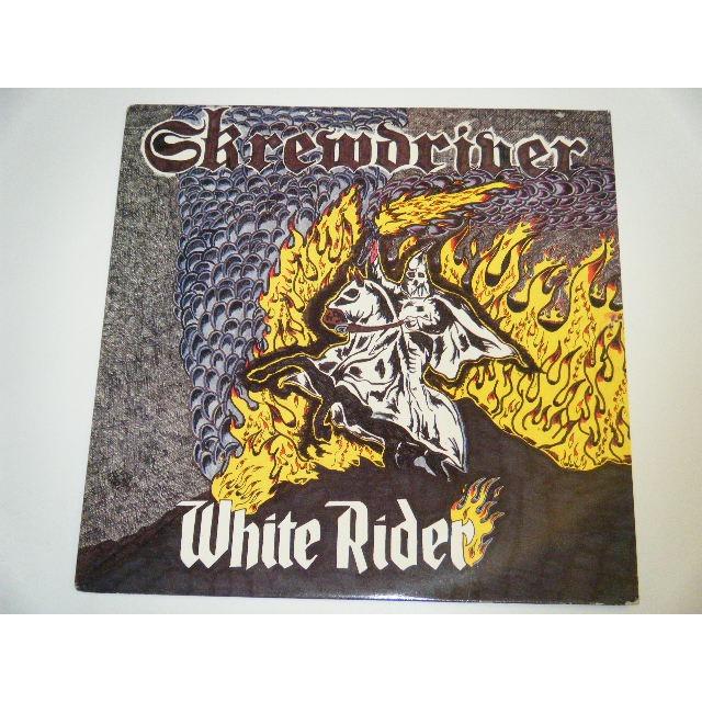 Skrewdriver White Rider