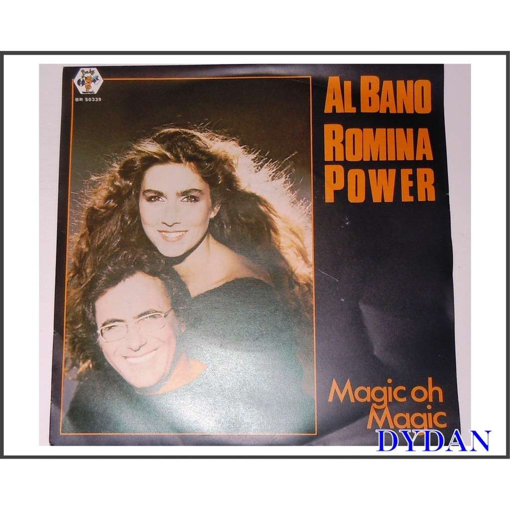 Al Baño Romina Power:Al Bano and Romina Power