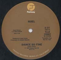 Nijel Dance So Fine