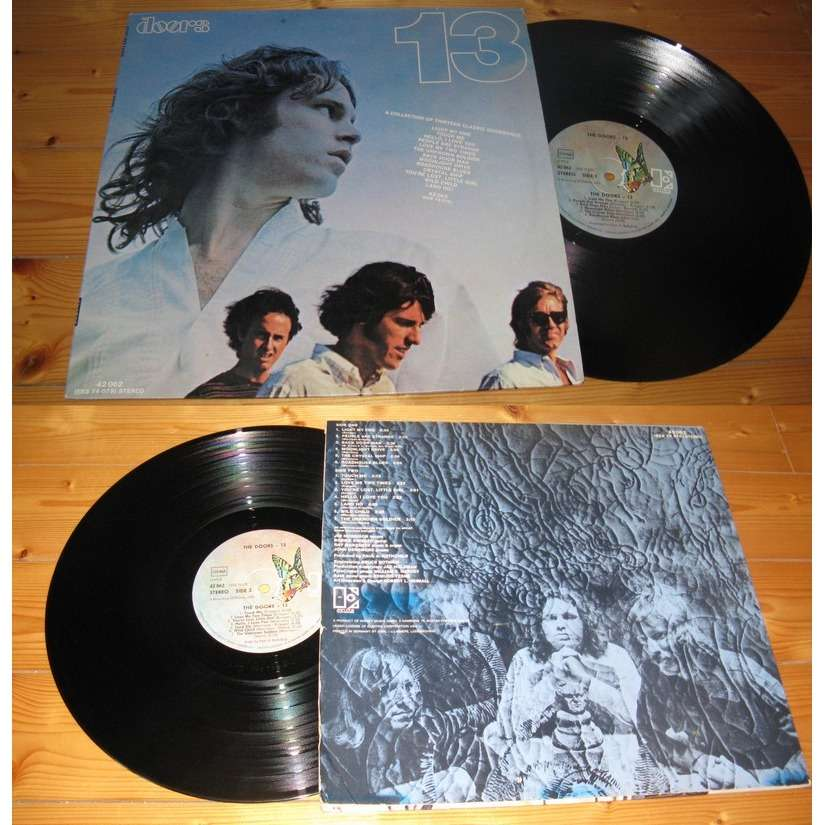 The Doors 13  sc 1 st  CD and LP & 13 by The Doors LP with electricmelody - Ref:2300282066
