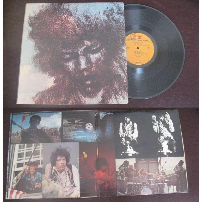 Jimi Hendrix the cry of love