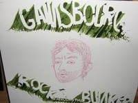 serge gainsbourg .rock around the bunker