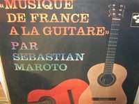 Sebastian Maroto Musique de france à la guitare