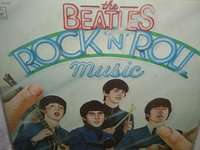 beatles rock'n roll music