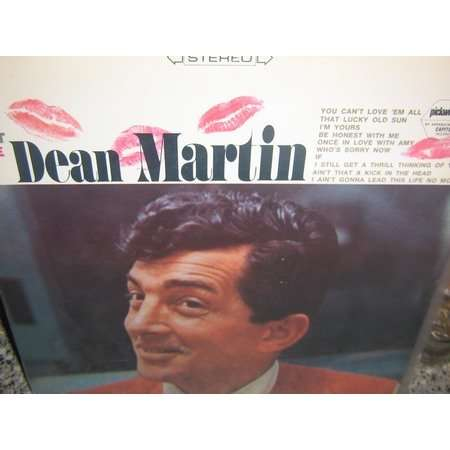 dean martin you can't love 'em all