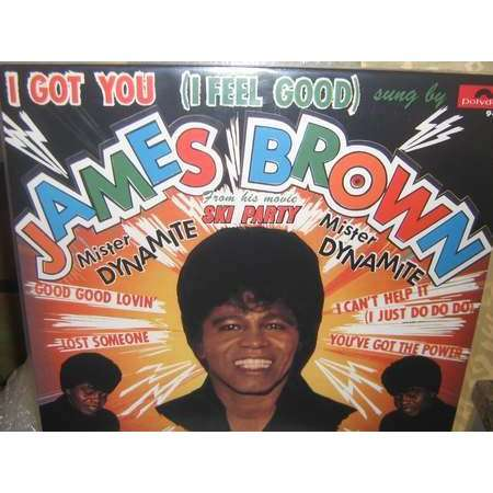james brown i got you