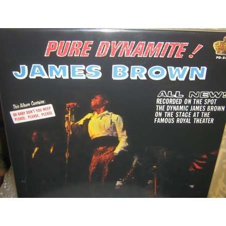 james brown live at the royal