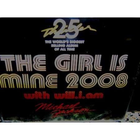 michael jackson ..the girl is mine 2008..
