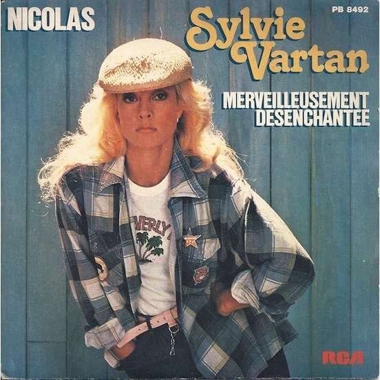 Nicolas By Sylvie Vartan Sp With Eu34830226 Ref 114150353
